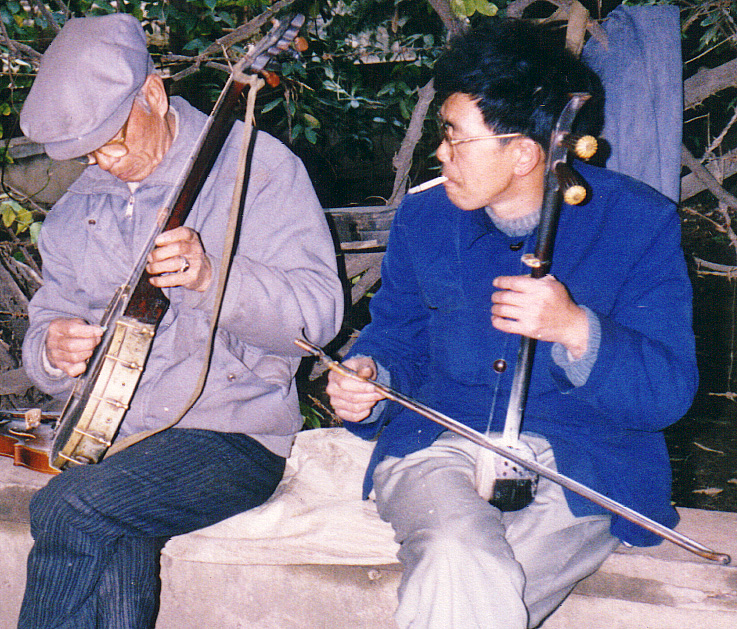 Musical Instruments in China